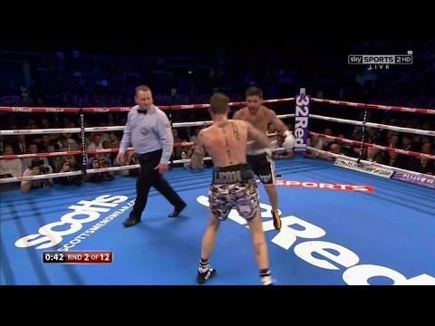 Ricky Burns vs Kiryl Relikh HD (Including Post Fight Interviews) Charles LcStovall