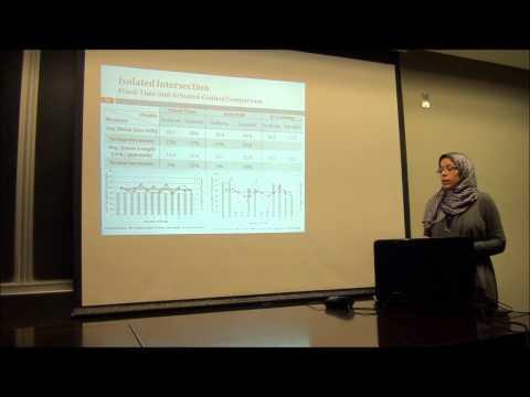 [ESA DSSS]: Dr. Samah El Tantawy -- Smarter Traffic Lights
