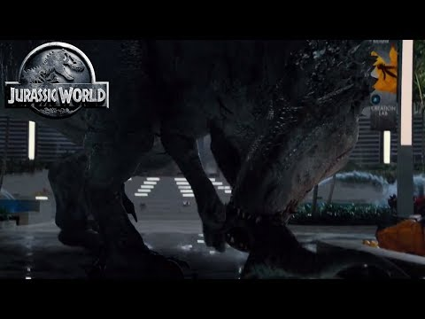 Download Youtube: The Survival of Blue's Sibling Velociraptors - Jurassic World Velociraptor - Jurassic Chaos Theory