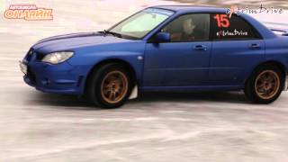 Видео о езде на скользких покрытиях для Автошколы Онлайн.(, 2016-04-09T12:20:28.000Z)