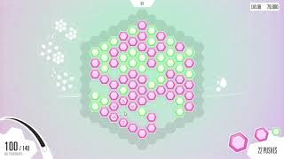 Fractal: Make Blooms Not War: is a fun, unique hexigrid puzzle game