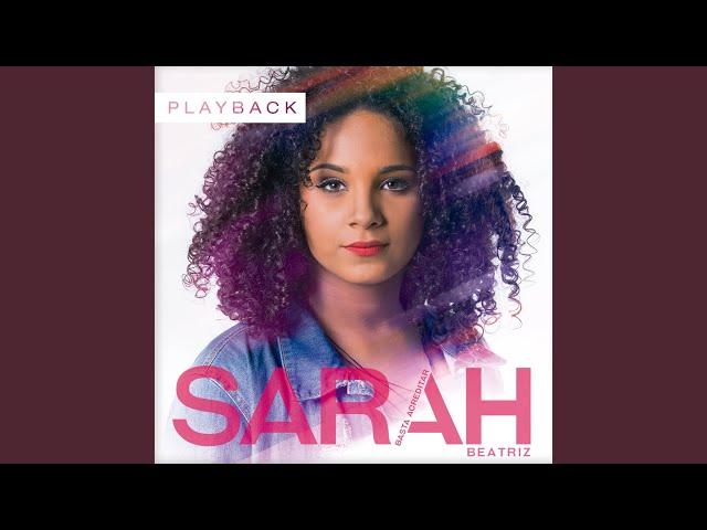 Eu Preciso Da Tua Presença Playback Sarah Beatriz Shazam
