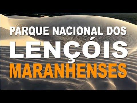 Parque Nacional dos Lençóis Maranhenses - Maranhão - Lugares para Viajar no Brasil