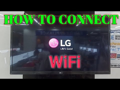 how to get youtube on lg smart tv