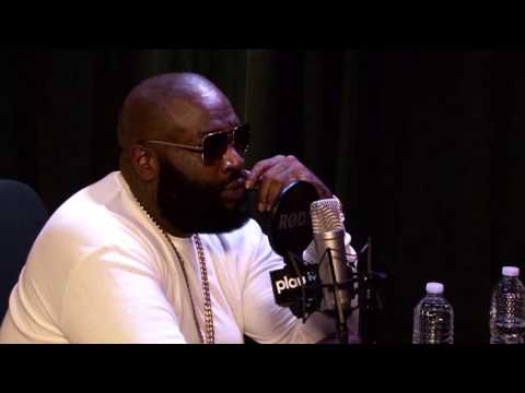 Rick Ross Interview (Full) - Rap Radar Podcast
