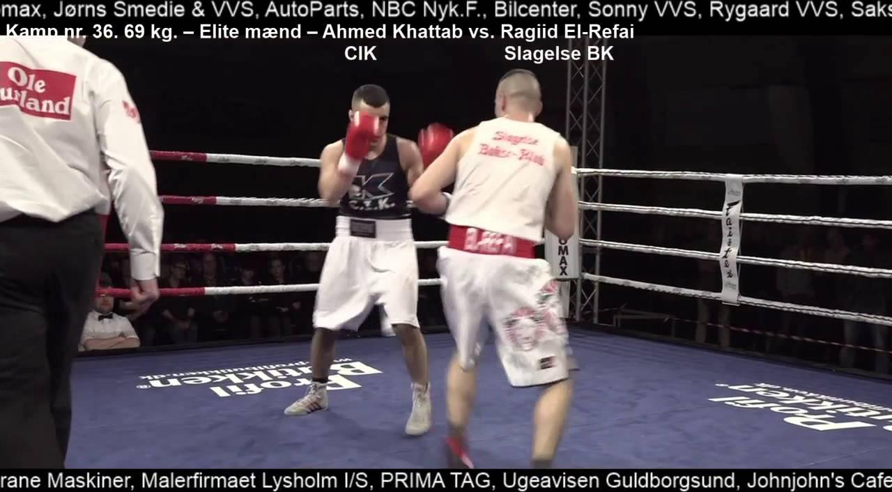 boksning i tv