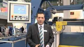 MBO: high speed paper folding machines(Olaf Haug presenting MBO Maschinenbau Oppenweiler Binder GmbH & Co. KG @ Drupa 2012 Technical support: http://www.kreativfilm.tv ..., 2012-06-19T11:58:03.000Z)