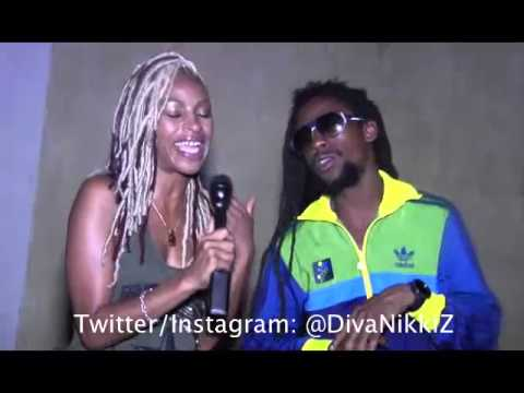 Nikki Z Journeys An Interview With Jah Cure - DNZ TV