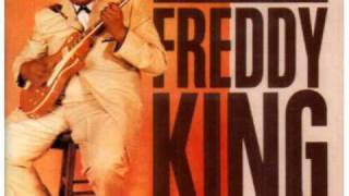 Freddy King - Someday After A While (You