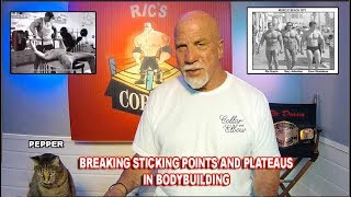 Breaking Sticking Points and Plateaus in Bodybuilding and Lifting