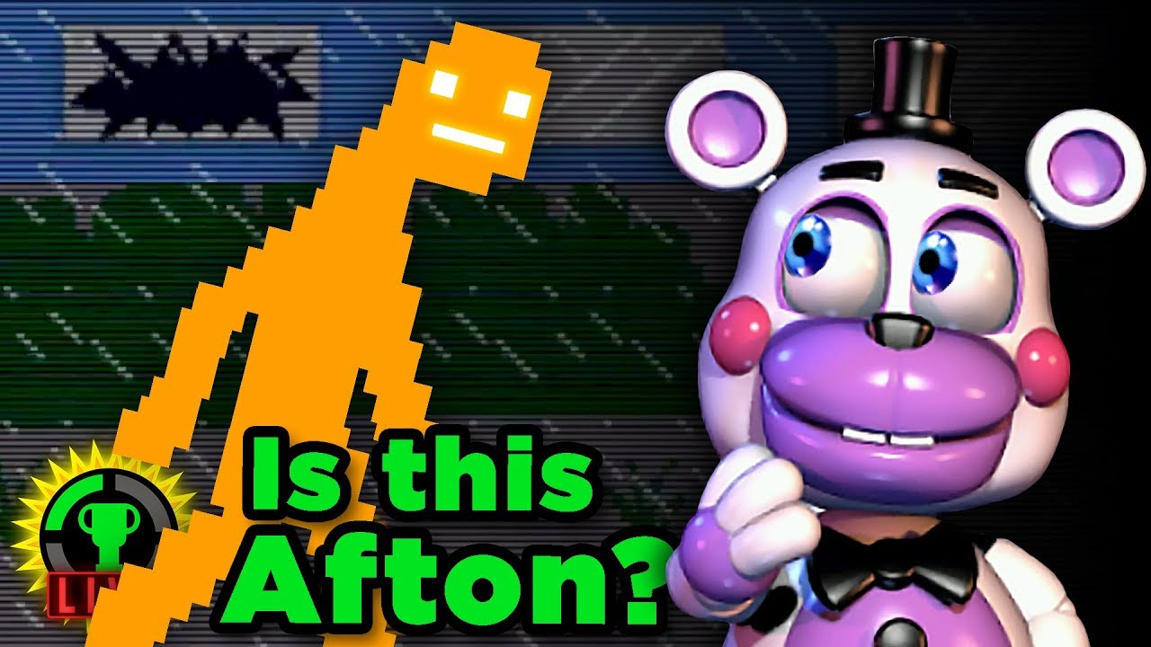 Who Is The ORANGE GUY in FNAF 6?! | Five Nights at Freddy's: Pizzeria Simulator (Part 2)