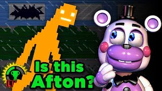 Who Is The ORANGE GUY in FNAF 6?! | Five Nights at Freddy's: Pizzeria Simulator (Part 2) thumbnail