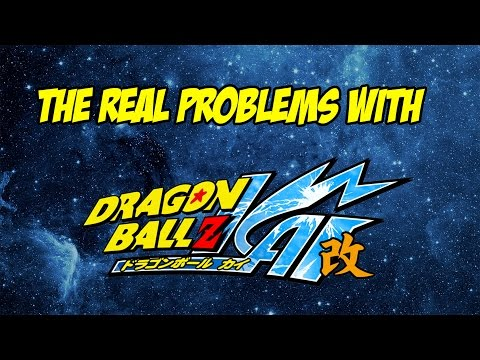 The REAL Issues with Dragon Ball Z Kai
