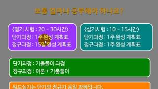 2017년 대비 워드1급필기 시험소개와 학습방법(정규)