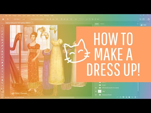 How To Make A Dress Up Game With Meiker.io