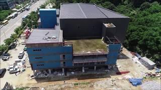 2018' 06. 16 서창 캠퍼스 건축보고 (사랑침례교회, 정동수목사,킹제임스흠정역)