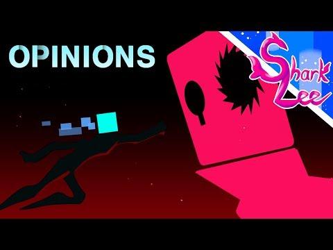 [Sharklee's animation meme] Opinions (feat. Just Shape & Beat)