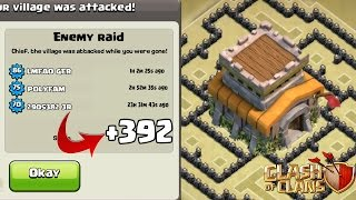 """Clash Of Clans - """"NEW UPDATE!"""" TH8 WAR BASE! / CoC BEST Town Hall 8 TROPHY BASE!"""
