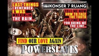 #Powerslaves POWERSLAVES - FIND OUR LOVE AGAIN