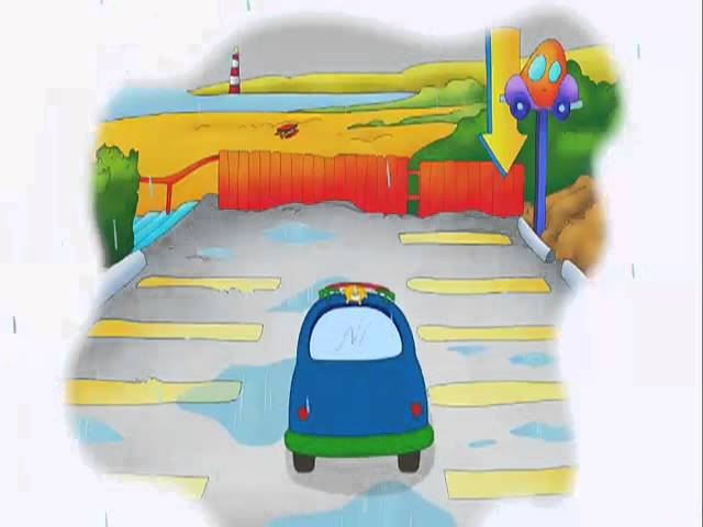 EPISODE Caillou   La ringuette  S01 Ep03 Travel Video