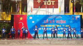 flashmob we are one a6 k56 thpt thường tn