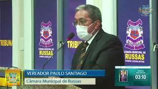 Paulo Santiago   Câmara de Russas 02 02 21