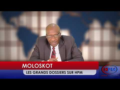 HPM MOLOSKOT LES GRANDS DOSSIERS - HAITIAN PUBLIC MEDIA 11-11-2019 PART 1