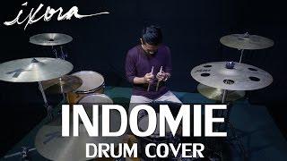 indomie mie dari indonesia lagu indomie skinnyindonesian24 drum cover wayan ixora