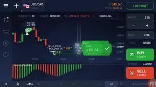 IQ option forex tutorial 1