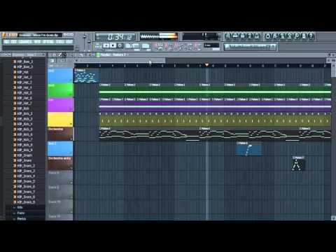 Eminem - When I'm Gone Instrumental FL Studio Remake