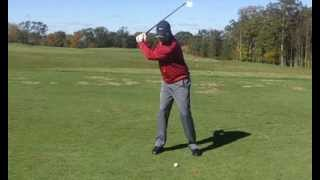 Golf Lessons - Maximize Your Distance with the Recoil Drill