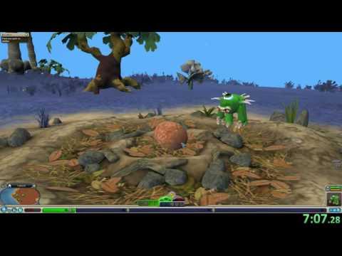 Spore Full Game 'Any%' 48:59 Easy Single Segment NG+