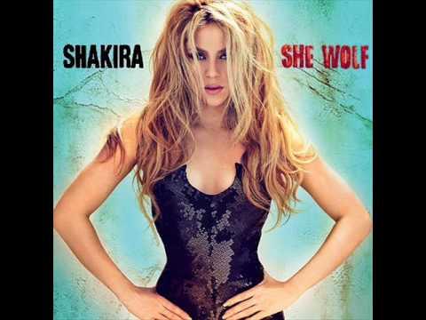 Shakira Spy ft Wyclef Jean