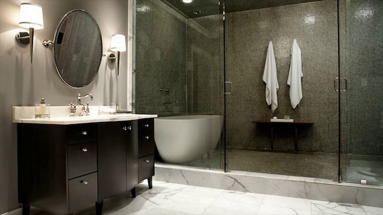 5x7 bathroom with walk in shower youtube - 5x7 bathroom remodel pictures ...