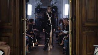 Cristina Tamborero | Bridal Spring 2020 | Barcelona Bridal Fashion Week