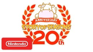 Story of Seasons: Trio of Towns - Nintendo 3DS Trailer