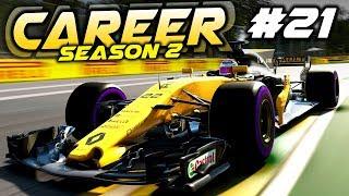 F1 2017 Career Mode Part 21: NEW TEAM! SEASON TWO BEGINS!