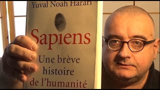 Sapiens et Homo deus (Yuval Noah Harari)