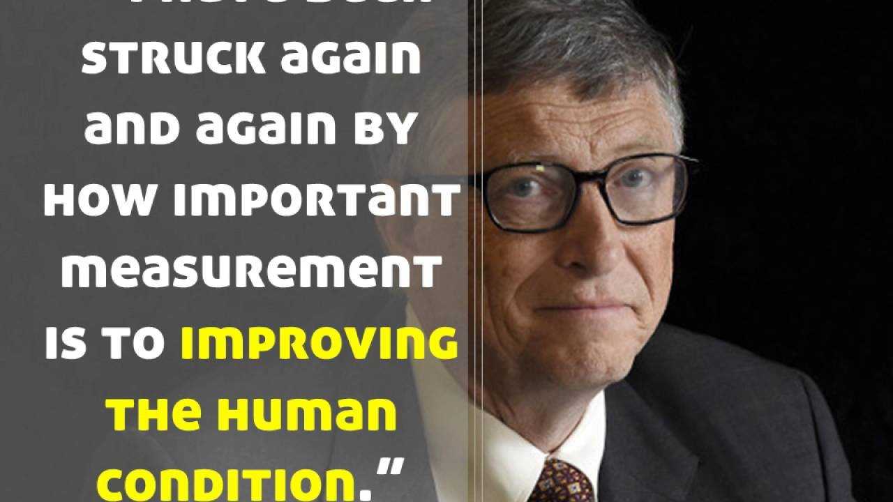 Inspirational Bill Gates Quotes About Life And Success