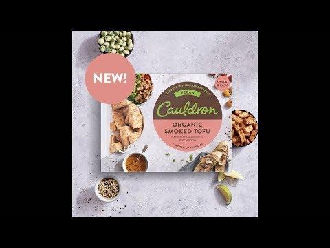 Cauldron Foods - Organic Smoked Tofu Pieces