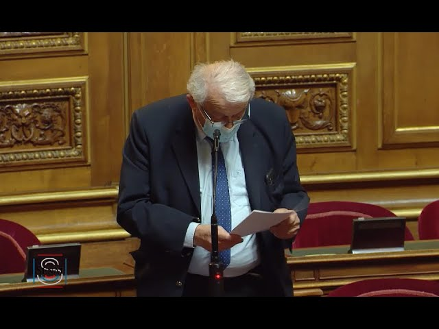 """Daniel CHASSEING : """"Contrat de Relance et de Transition Ecologique"""", entre vitesse et précipitation"""