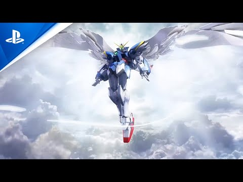 Mobile Suit Gundam Extreme Vs. Maxi Boost On - Launch Trailer | PS4