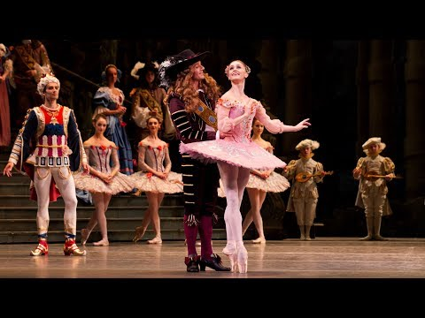 The Sleeping Beauty – Rose Adage (Marianela Nuñez, The Royal Ballet)