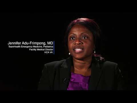 TeamHealth Community Stories - Ghana Medical Training, Dr. Jennifer Adu Frimpong