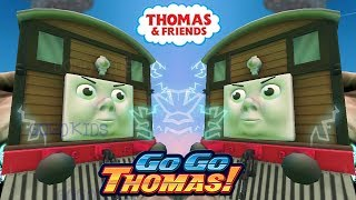 Thomas & Friends: Go Go Thomas! TOBY Evolved Super GOLDEN Racer Unlock All Engines #117