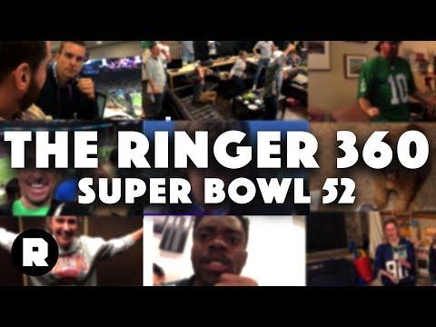 Super Bowl 52   Ringer 360   The Ringer