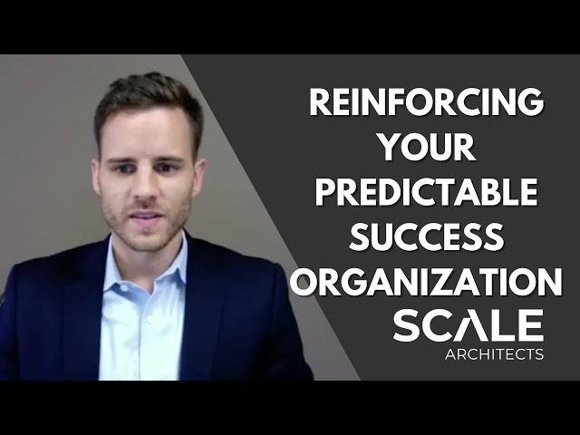 Reinforcing Your Predictable Success Organization Post COVID-19