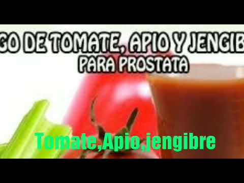 jugo verde para desinflamar la prostata
