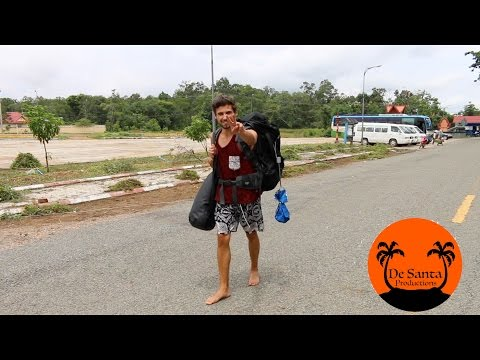 Travel Episode 7: Crossing the border barefoot