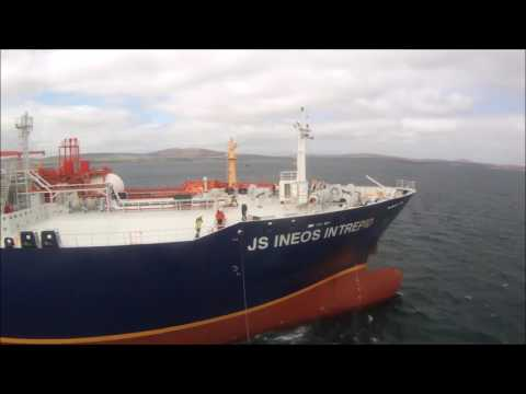 STS OPS IN SCAPA FLOW